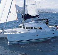 Catamarán Lagoon 380 (2014)-1