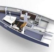 Zeilboot RM 890 (2014)-1