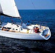 Segelboot Jeanneau Sun Odyssey 43 (2001)-1