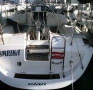 Zeilboot Elan 36 (2002)-1