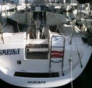 Barca a vela Elan 36 (2002)-1