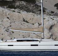Segelboot Dufour 410 (2014)-1