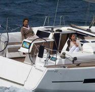 Barca a vela Dufour 410 (2013)-1