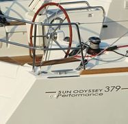 Segelboot Jeanneau Sun Odyssey 379 DL (2012)-1