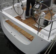 Sailboat Hanse 400 (2006)-1