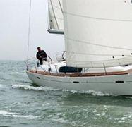 Barca a vela Beneteau Oceanis 43 (2011)-1