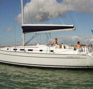 Zeilboot Beneteau Cyclades 43.4 (2007)-1
