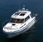 Imbarcazione a motore Saga 315 (2008)-1