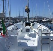 Zeilboot Beneteau Cyclades 50.5 (2006)-1
