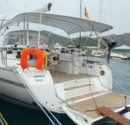 Barca a vela Bavaria Cruiser 50 (2013)-1