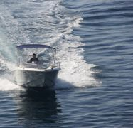 Speedboot Quicksilver Commander 600 (2010)-1