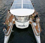 Catamarán a motor SOLON C60 (2009)-1
