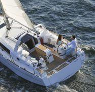 Barca a vela Beneteau Oceanis 35 (2016)-1