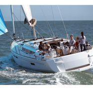 Barca a vela Jeanneau Sun Odyssey 469 (2014)-1