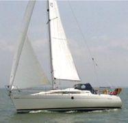 Zeilboot Beneteau First 285 (1990)-1