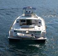 Catamarano a motore Lagoon Power 43 - 2005 (raddobbo 2015)-1