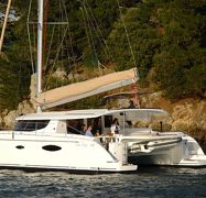 Catamaran Fountaine Pajot Salina 48 (2012)-1