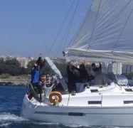 Sailboat Bavaria Cruiser 36 (2013)-1