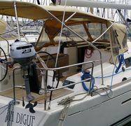 Sailboat Dufour 405 (2012)-1