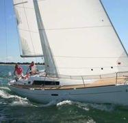 Velero Beneteau Oceanis 37 (2007)-1