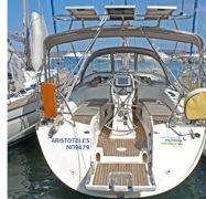 Segelboot Bavaria Cruiser 38 (2008)-1