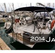 Barca a vela Beneteau Oceanis 48 (2014)-1