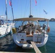 Zeilboot Beneteau Oceanis 37 (2008)-1
