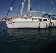 Zeilboot Jeanneau Sun Odyssey 43 DS (2002)-1