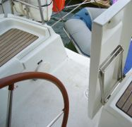 Barca a vela Beneteau Oceanis Clipper 343 (2008)-1