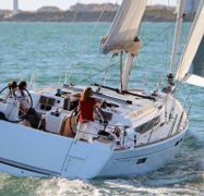 Barca a vela Jeanneau Sun Odyssey 469 (2013)-1