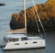 Catamaran Nautitech 40 Open (2014)-1