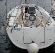 Zeilboot Bavaria 31 (2008)-1