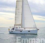 Zeilboot Beneteau Oceanis 48 (2014)-1