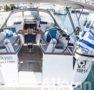 Sailboat Hanse 345 (2013)-1