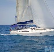 Sailboat Beneteau Oceanis 54 (2009)-1
