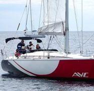 Zeilboot Elan 431 (1996)-1