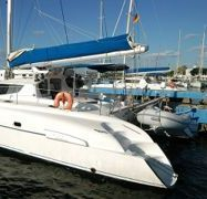Catamaran Fountaine Pajot Bahia 46 (2004)-1
