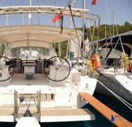 Segelboot Beneteau Oceanis 41 (2014)-1