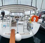 Barca a vela Beneteau Oceanis 50 Family (2013)-1
