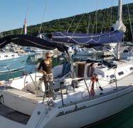 Zeilboot Salona 45 - 2004 (refit 2017)-1