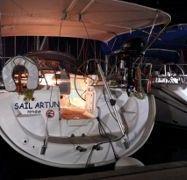 Zeilboot Bavaria Cruiser 42 (2008)-1