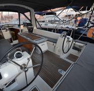 Barca a vela Beneteau Oceanis 41 (2013)-1