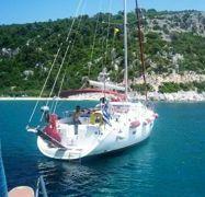 Zeilboot Beneteau Oceanis 411 (2001)-1