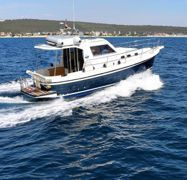 Motorboot Sas Vektor Adria 1002 (2011)-1