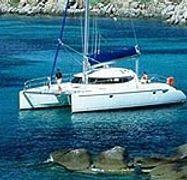 Catamaran Fountaine Pajot Lavezzi 40 (2004)-1