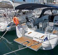 Barca a vela Jeanneau Sun Odyssey 349 (2016)-1