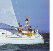 Zeilboot Beneteau First 31.7 (2006)-1