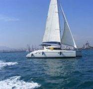 Catamarano Fountaine Pajot Lavezzi 40 (2010)-1