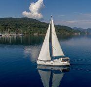 Segelboot Beneteau Oceanis 45 (2014)-1