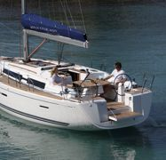 Segelboot Dufour 405 (2013)-1